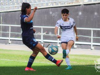 PH: Gimnasia Fútbol Femenino